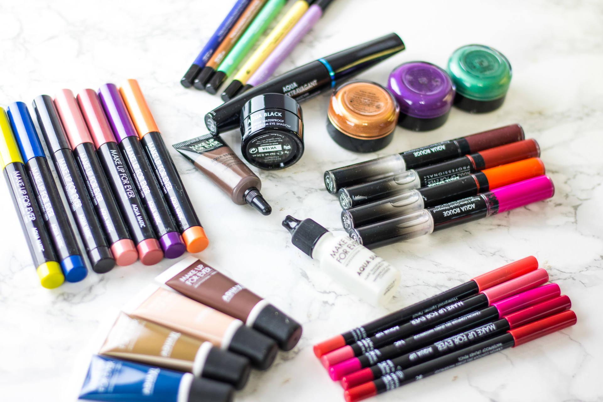 Makeup Heat resistant