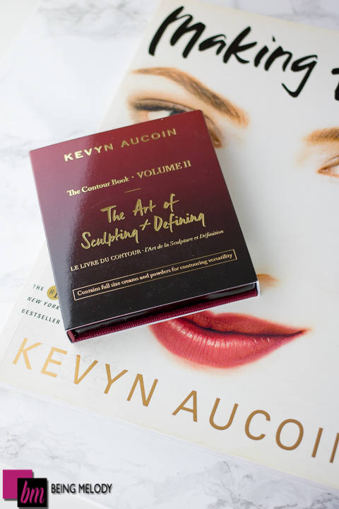 Kevyn Aucoin The Contour Book Art of Sculpting and Defining