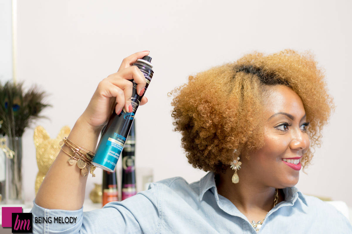 How I Maintain two Hairstyles with One Product
